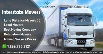 Trusted moving company Washington DC