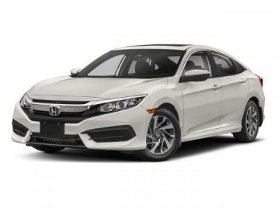 2018 Honda Civic EX (White)