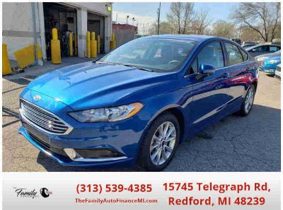 Used 2017 Ford Fusion for sale