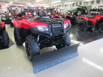 2017 Honda FourTrax Rancher 4x4 Utility ATVs Warsaw, IN
