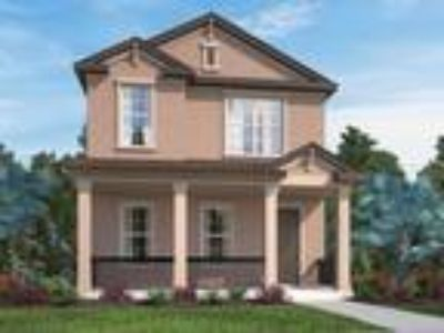 The Chandler by Meritage Homes: Plan to be Built