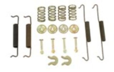 Brake Hardware Kit, Rear, Type 1 67-79, Ghia 67-74