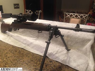 For Sale: Springfield M1A National Match