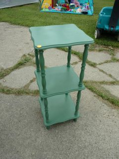 Plant stand or bedside table