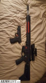 For Trade: Nice Spikes Ar for Ak