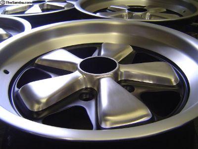 Porsche Fuchs Wheels For Sale and Refinishing