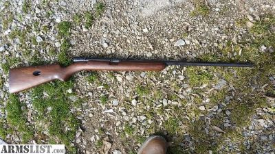 For Sale/Trade: Winchester 74 22lr 1952