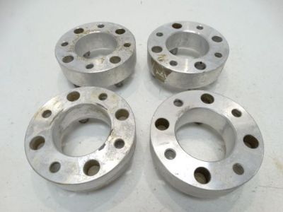 """Sell 2010 Kawasaki Brute Force 750 4x4i ATV Aluminum Wheel Spacers 1 1/2"""" motorcycle in West Springfield, Massachusetts, United States, for US $49.99"""