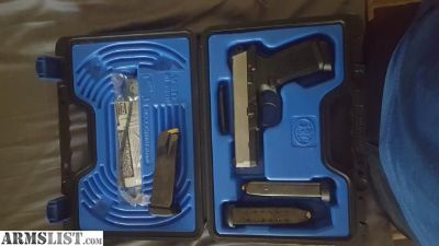For Sale: FN FNX .45 ACP - STAINLESS
