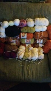 Large Yarn Collection