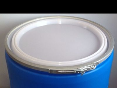 $35 Locking Lid Plastic Barrel Barrels Shipping Drum Drums Rain Atlanta Georgia