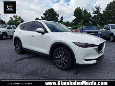 2018 Mazda CX-5 Grand Touring (Snowflake White Pearl Mica)