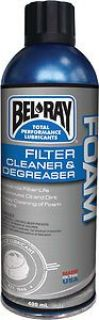 Find Bel-Ray Co Inc 99180-A400W FOAM FILTER CLEANER/DEGREASER motorcycle in Stuart, Florida, United States, for US $28.75