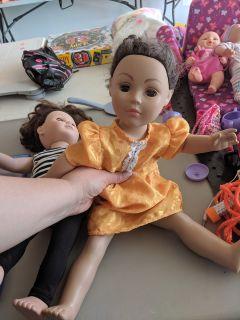 Next generation doll