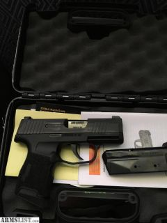 For Sale: New Sig p365