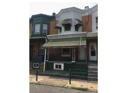 3 Bed 1 Bath Foreclosure Property in Philadelphia, PA 19143 - Pemberton St