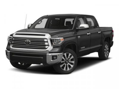 2018 Toyota Tundra Limited (Midnight Black Metallic)