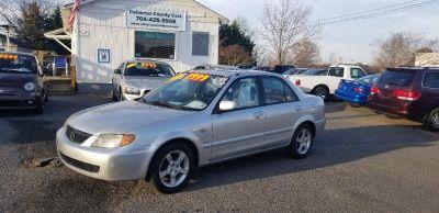 2003 Mazda Protege ES (Silver)