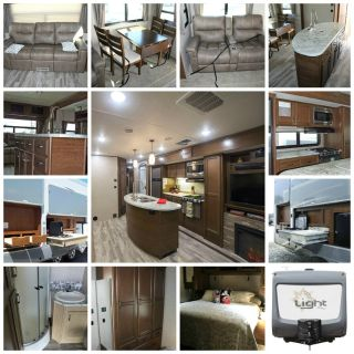 2017 Highland Ridge RV Light Open Range 272RLS