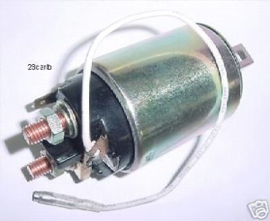 Sell Starter solenoid for chrysler dodge challenger colt hyundai plymouth mitsubishi motorcycle in Lexington, Oklahoma, United States, for US $48.95