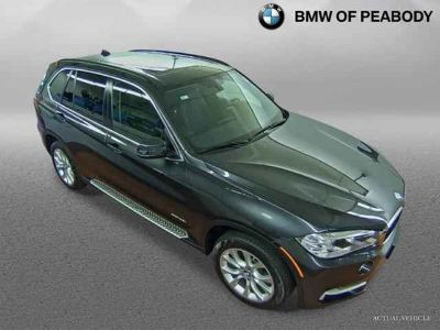 Used 2016 BMW X5 AWD 4dr