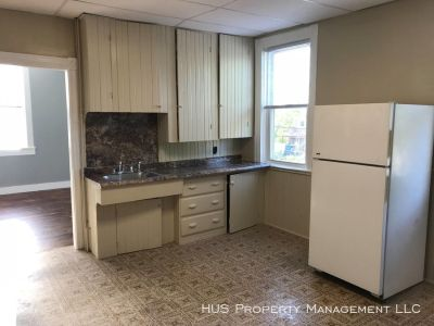 Freshly Painted Second Floor 1 Bedroom Apartment Located in Woonsocket