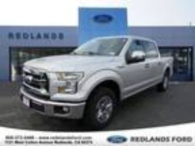 Used 2016 Ford F-150 Silver, 79.7K miles