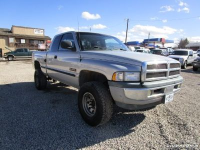 1999 Dodge RSX Laramie SLT (Silver)
