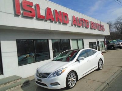 2014 Hyundai Azera Base (White)