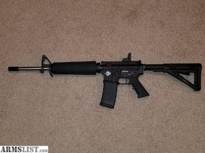 For Sale: Stainless AR15 5.56/.223