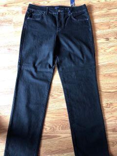 BRAND NEW Bandolino black jeans