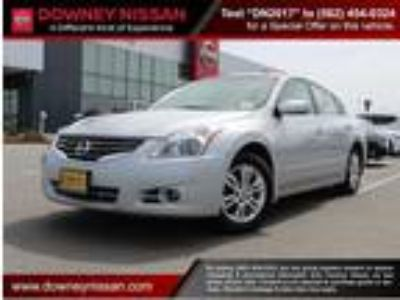 Used 2012 Nissan Altima Brilliant Silver Metallic, 64.7K miles