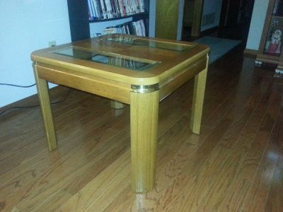 Coffee Table & End Table