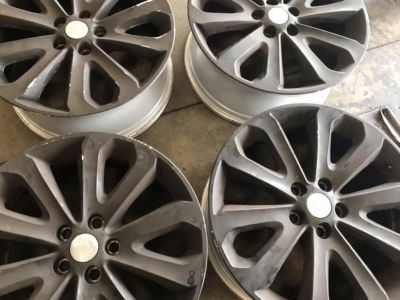 20 inch Land Rover rims