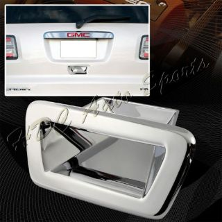 Sell For 2006-2012 GMC Acadia Mirror Chrome Rear Tailgate Handle Cover Cap Kit motorcycle in Walnut, California, United States