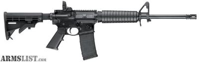 For Sale: $459 - BRAND NEW SMITH AND WESSON M&P SPORT II 5.56 AR-15