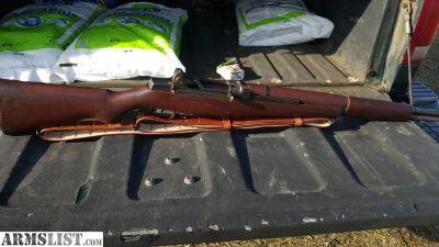 For Sale: 1943 M1 Garand