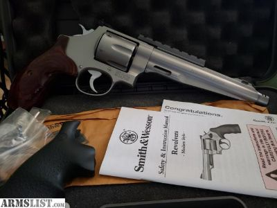 For Sale/Trade: Smith & Wesson 629 Compensated Hunter 44 Mag