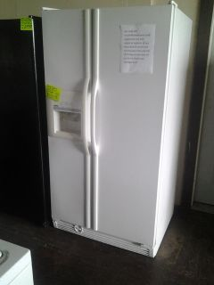 $435, Kenmore Side By Side Refrigerator