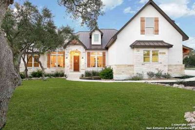 67 Sendero Wds Boerne Five BR, Stunning! Custom home built by