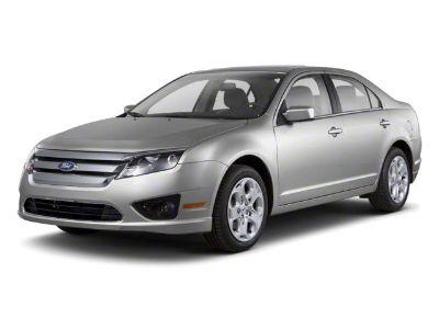 2011 Ford Fusion Hybrid Base (Light Blue)