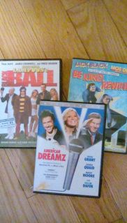Lot of 3 comedy DVDs!