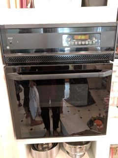 GE built-in electric oven