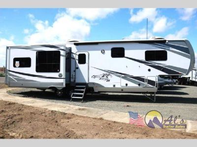 New 2018 Highland Ridge RV Open Range 3X 384RLS
