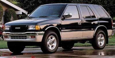 1997 Isuzu Rodeo S (White)