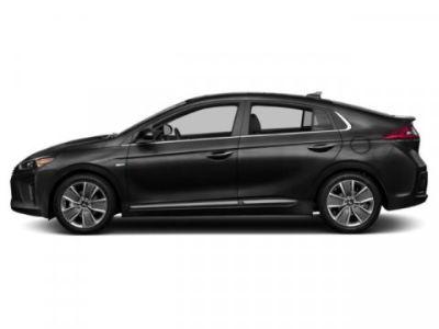 2019 Hyundai IONIQ Hybrid SEL (Black Noir Pearl)