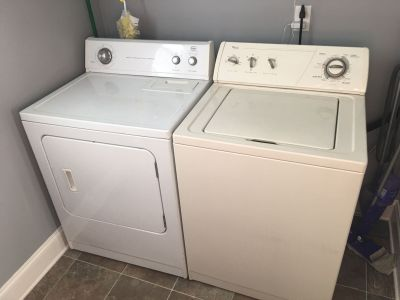 FREE Washer and Dryer