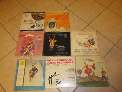 Collectible Musicals Production Records