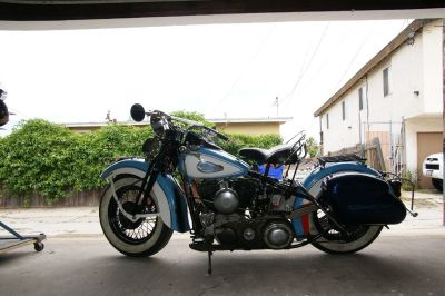 1940 Harley-Davidson FLATHEAD