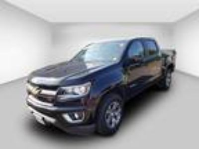 2015 Chevrolet Colorado 4WD Crew Cab 128.3 Z71